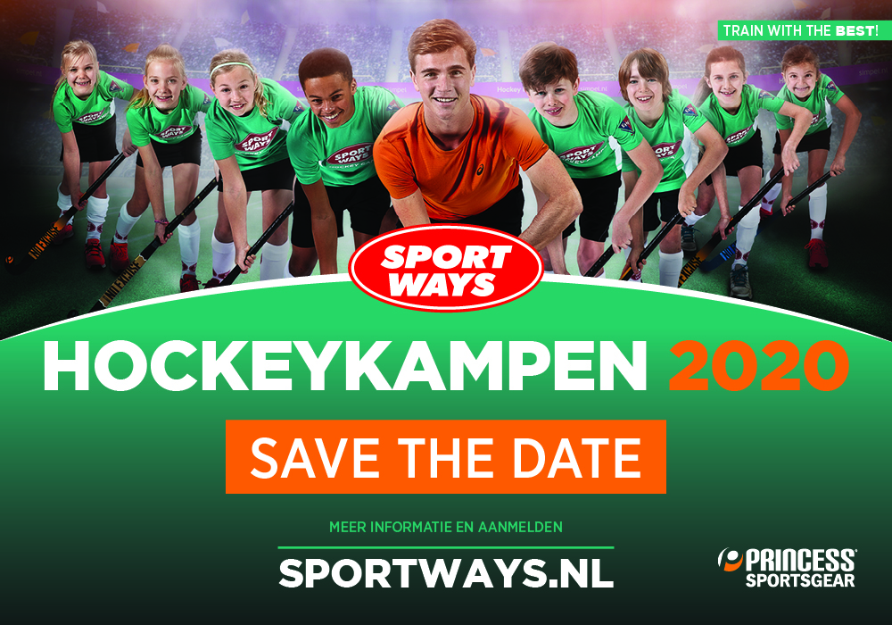 SportWays hockeykampen in 2020 op Woerden