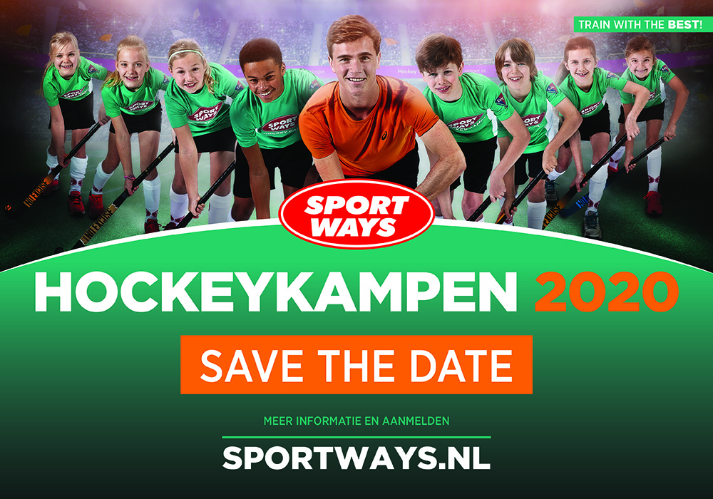 SportWays hockeykampen in 2020 op AH&BC